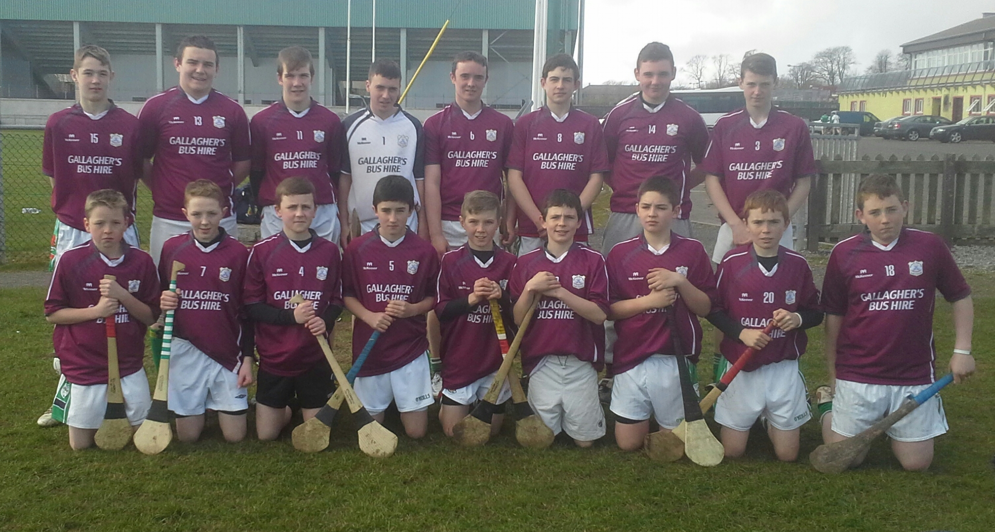 SJCC Junior Hurling